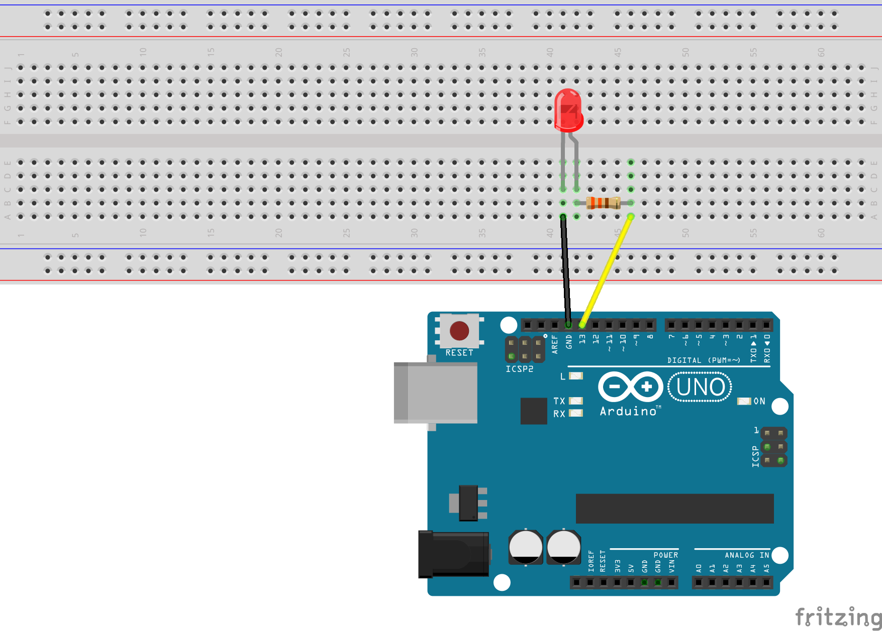 Arduinos Blink_bb